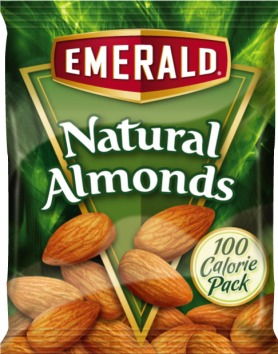 Natural Almonds 100 Calorie pack