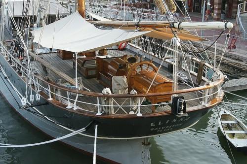 Tall Ship Elissa!