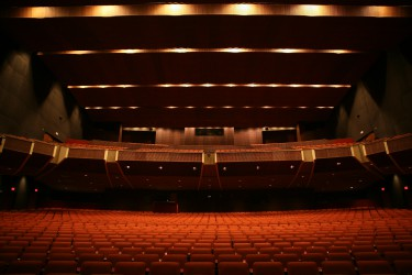 Rudder Auditorium in College Station, TX.