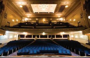 Perot Theatre in Texarkana, TX.
