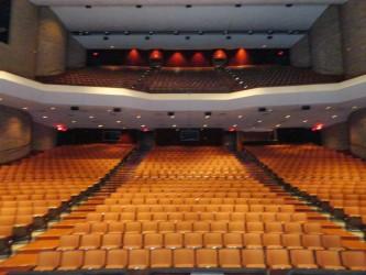 Lutcher Theater in Orange Texas.